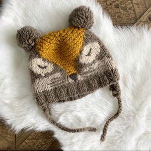 ZARA Critter Hat
